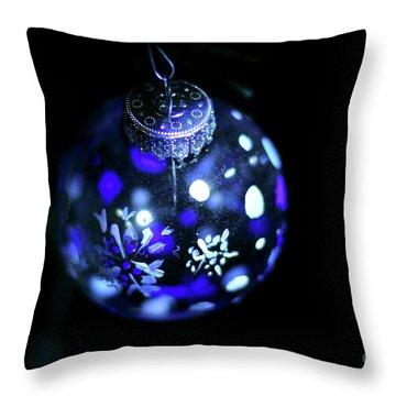 Handpainted Ornament 003 Throw Pillow