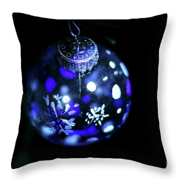 Handpainted Ornament 003 Throw Pillow