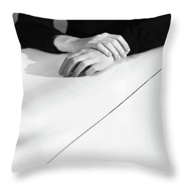 Hands #3110 Throw Pillow