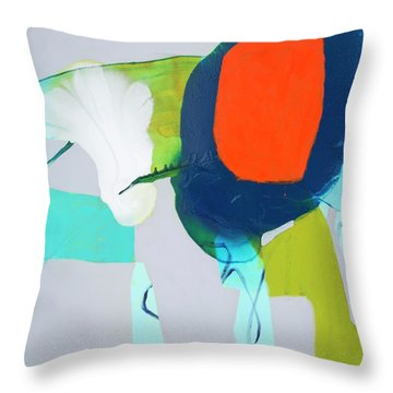 Hang In, Hang Out Throw Pillow