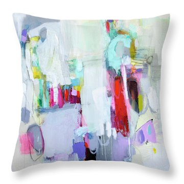 Hang Up And Call Again Throw Pillow