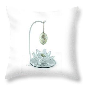Hanging Reflection Throw Pillow