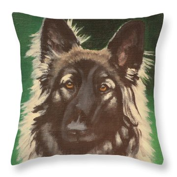 Hank Throw Pillow