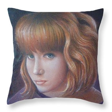 Hannah Throw Pillow