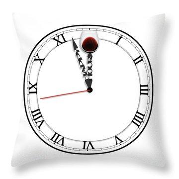 Happy Hour Throw Pillow