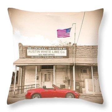 Happy #independenceday! #celebrate! Throw Pillow