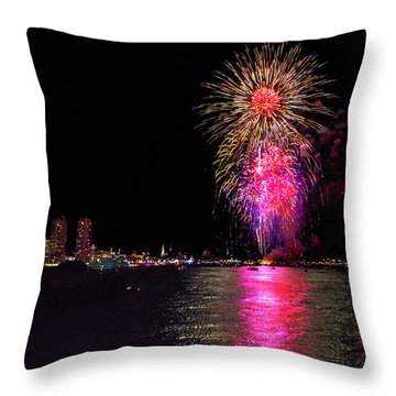 Happy Labor Day 214 Throw Pillow