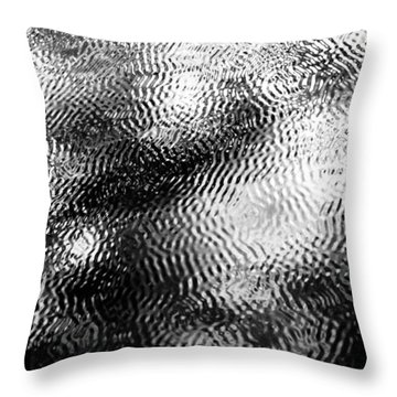 Haptics Throw Pillow