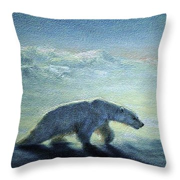 ...another Hard Day At The Office Throw Pillow