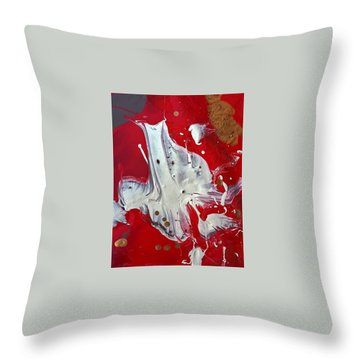 hardly Texas Throw Pillow