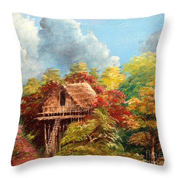 Hariet Throw Pillow
