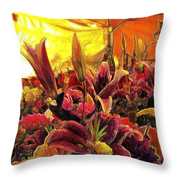 Harim Throw Pillow