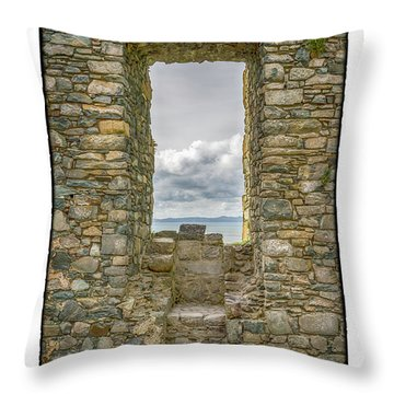 Harlech Cloud Throw Pillow