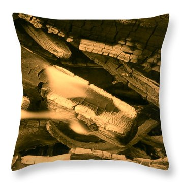 Harmony I I Throw Pillow