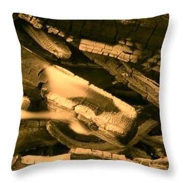 Harmony I I Throw Pillow