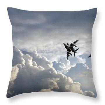 Av8 Throw Pillows