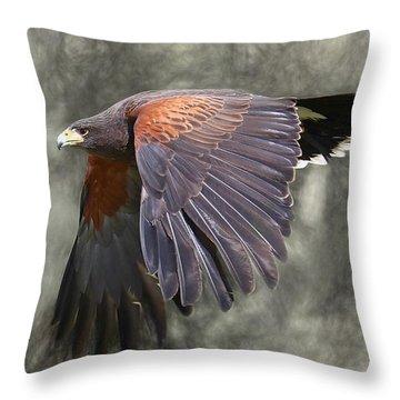 Harris Flight Throw Pillow