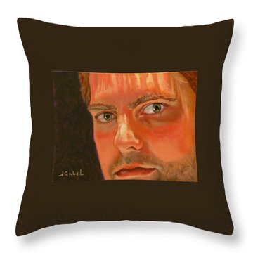 Harry Throw Pillow