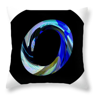 Hat Throw Pillow by Thibault Toussaint