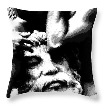 Have No Idols Throw Pillow