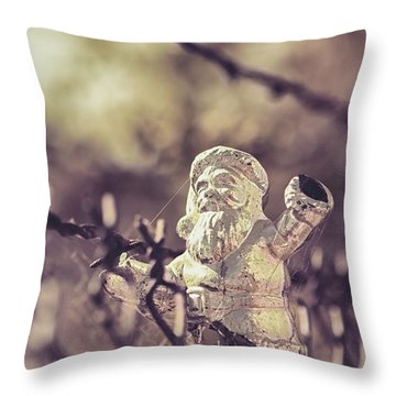 Have Yourself A Merry Christmas Throw Pillow by Caitlyn Grasso