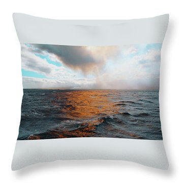 Hawaii Throw Pillow