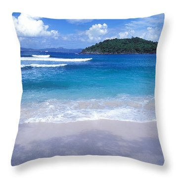 Hawksnest Bay 6 Throw Pillow