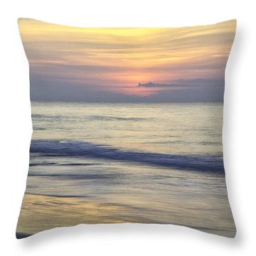 Hb Sunrise 02 Throw Pillow