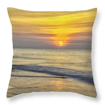 Hb Sunrise 09 Throw Pillow