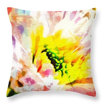 He Did Everything Beautiful In His Time Ecclesiastes 3 11 Throw Pillow