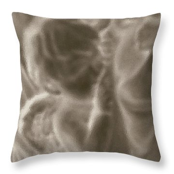 He Shall Give His Angels  Throw Pillow