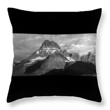 Throw Pillow featuring the photograph Head And Shoulders by David Andersen