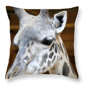 Heads Up Throw Pillow