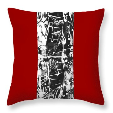 Healer Throw Pillow