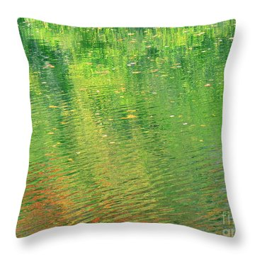 Healing In All Forms Throw Pillow