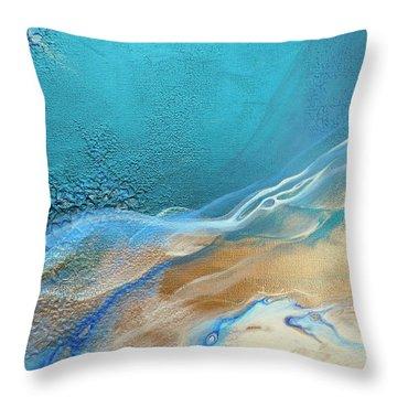 Healing Waters 2 Throw Pillow