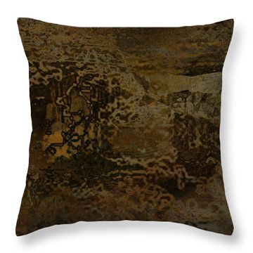 Heart Of The Prosperous Throw Pillow by James Barnes