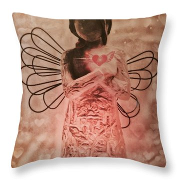 Heartfelt Throw Pillow