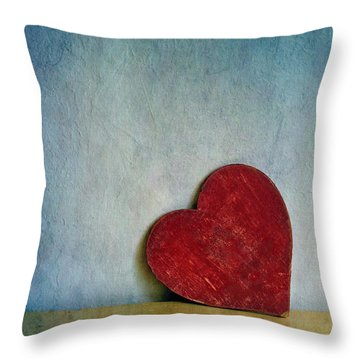 Heartfull Throw Pillow