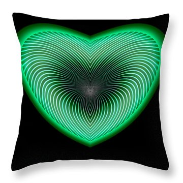 Hearts #16 Throw Pillow