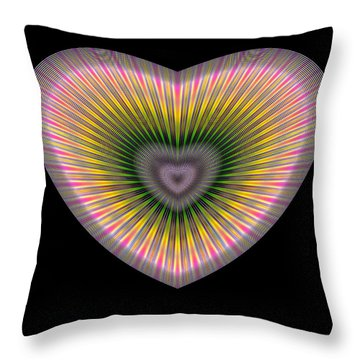 Hearts #30 Throw Pillow