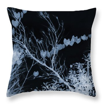 Hearts Of Nature Throw Pillow