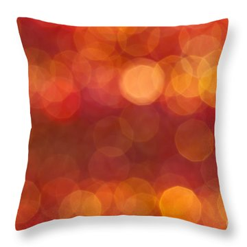 Throw Pillow featuring the photograph Heat by Jan Bickerton