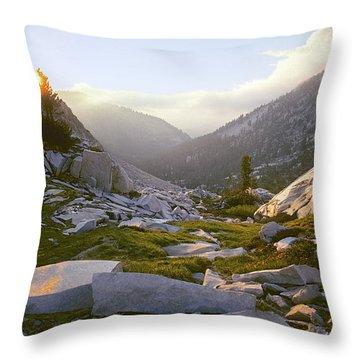 Heaven Can't Wait Throw Pillow