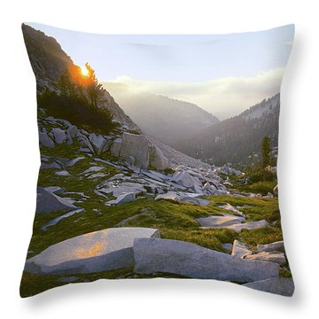Heaven Can't Wait Throw Pillow