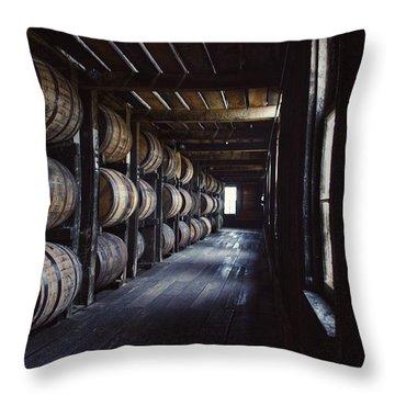 Heaven Hill Barrels  Throw Pillow
