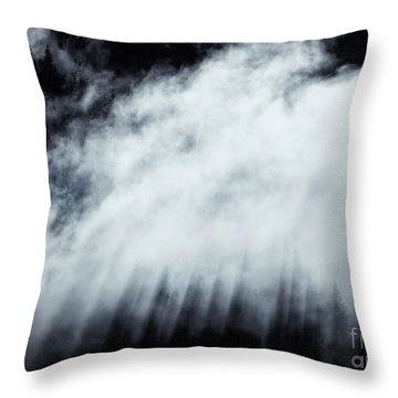 Throw Pillow featuring the photograph Heavenly by Mike Dawson