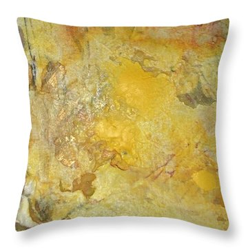 Heavens In Flux Throw Pillow