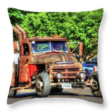 Heavy Duty Custom Dodge Throw Pillow