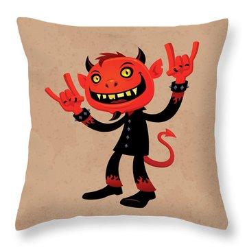 Metal Throw Pillows